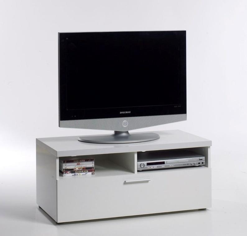 TV stolek Devon 177 bílý