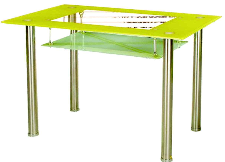 Jídelní stůl B 175 zelený