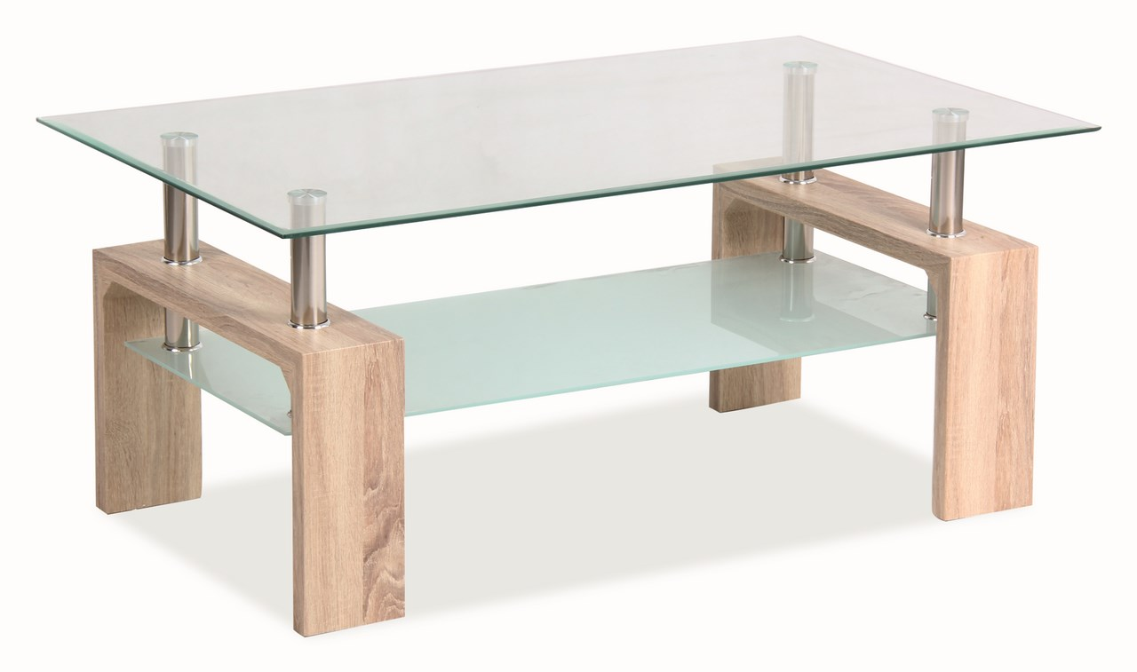 Konferenční stolek A 08-2 sonoma
