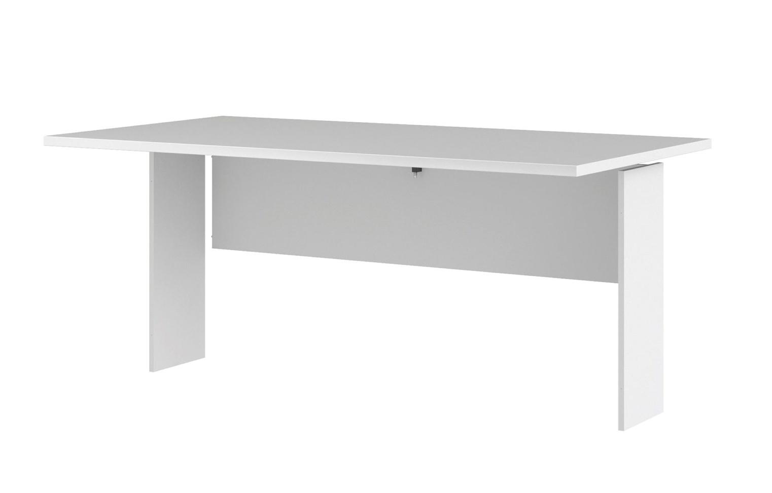 Deska psacího stolu Office 402 bílá