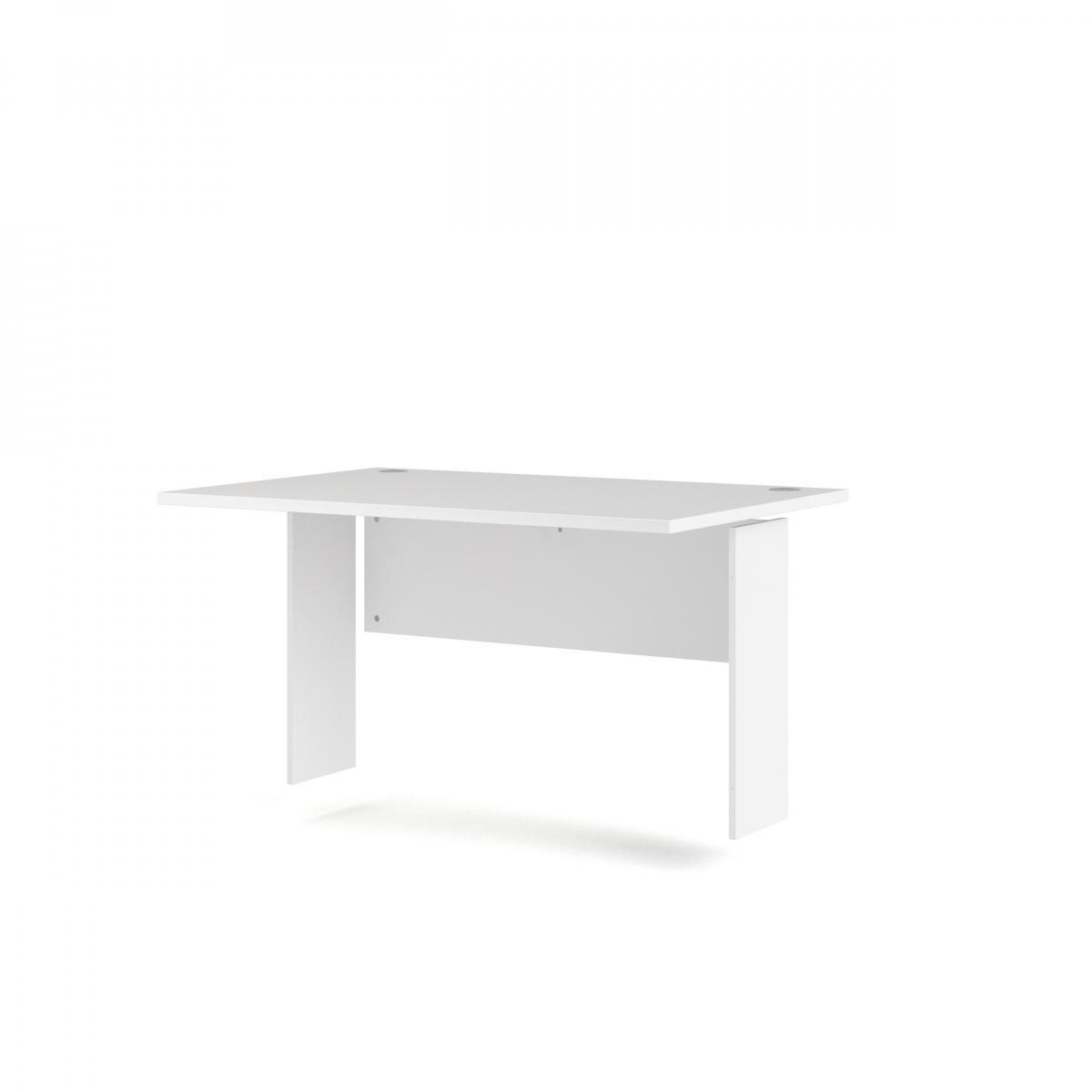 Deska psacího stolu Office 403 bílá